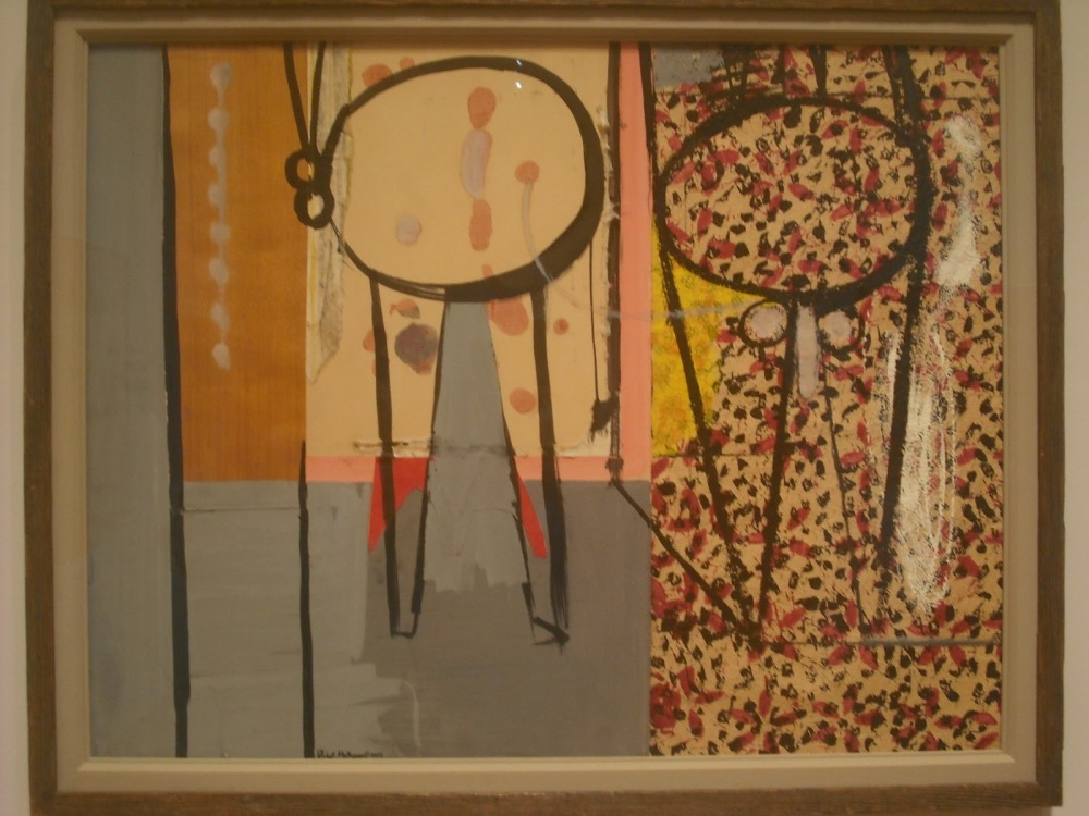 Event on the Edge: Abstract Expressionist New York, MoMA (6/6)
