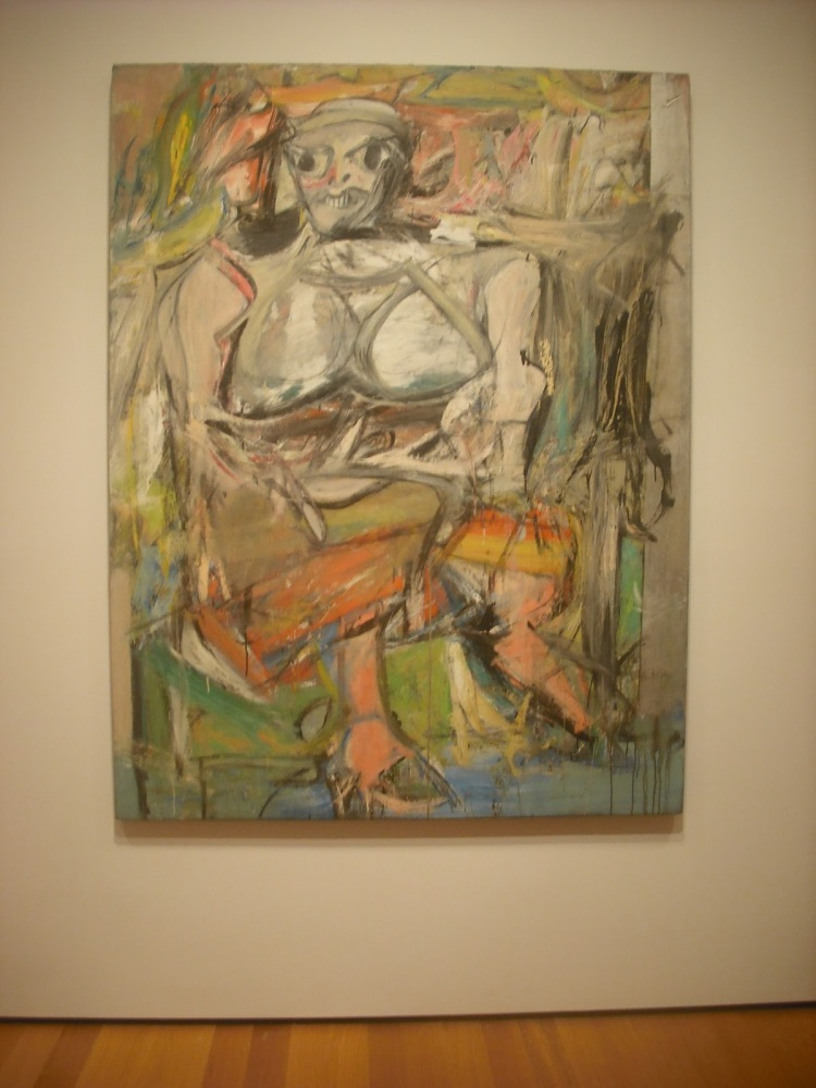 Event on the Edge: Abstract Expressionist New York, MoMA (2/6)