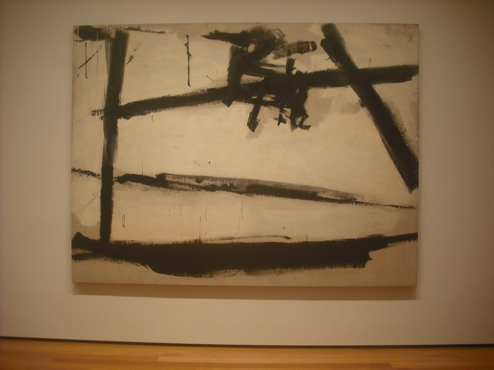 Event on the Edge: Abstract Expressionist New York, MoMA (4/6)