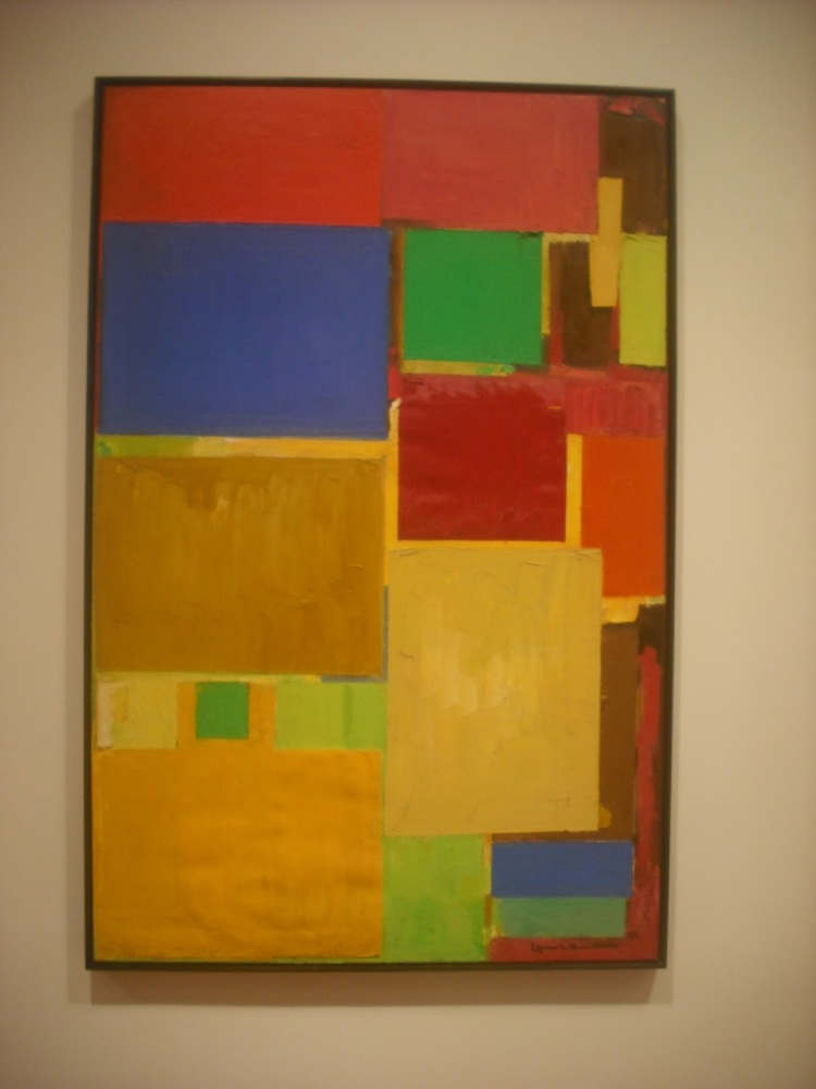 Event on the Edge: Abstract Expressionist New York, MoMA (1/6)