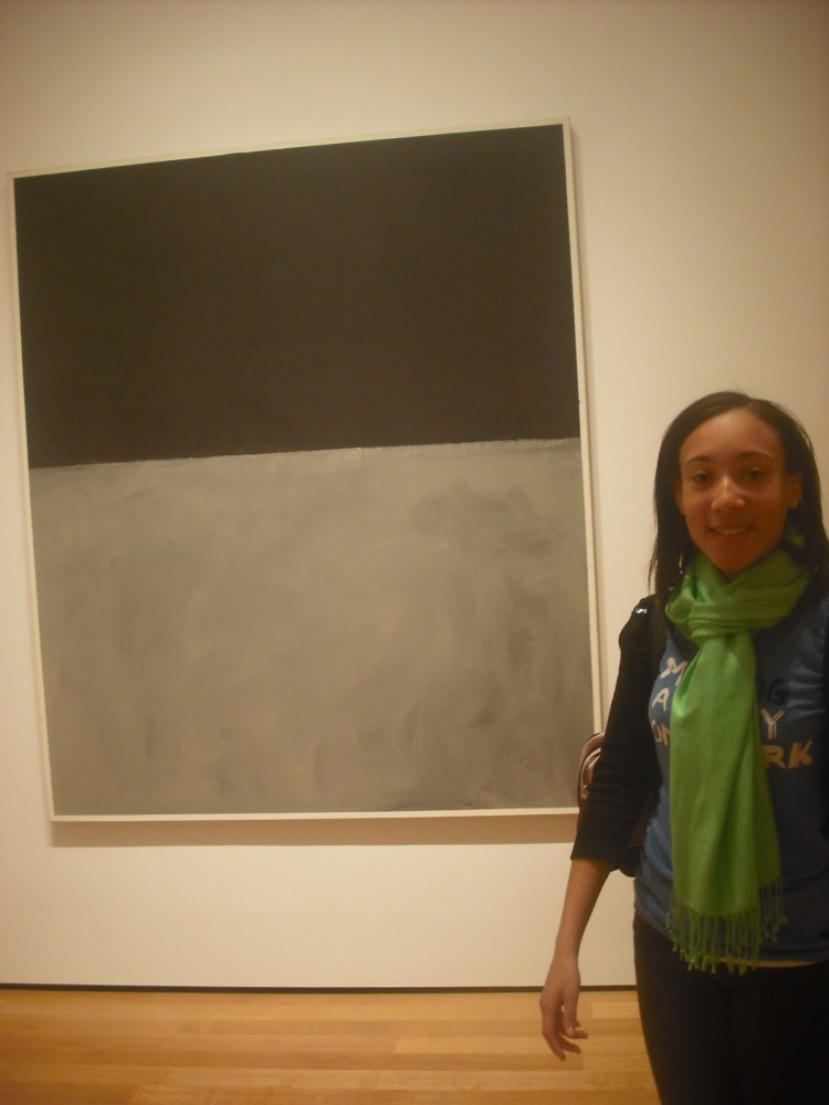 Event on the Edge: Abstract Expressionist New York, MoMA (3/6)