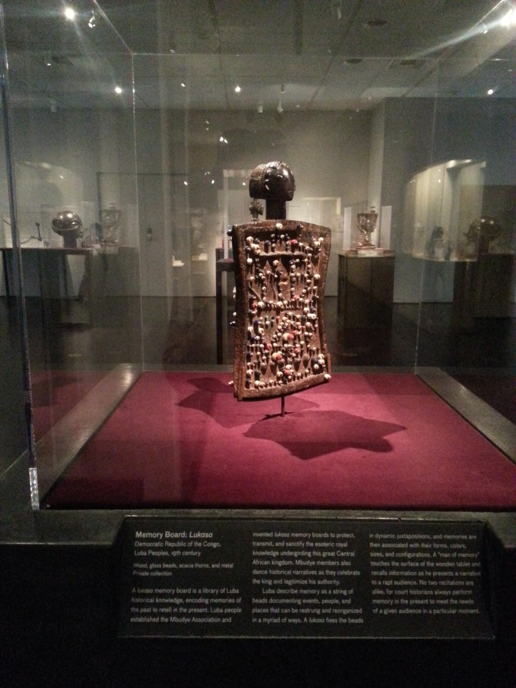 Shaping Power: Luba Masterworks from the Royal Museum for Central Africa (2/6)