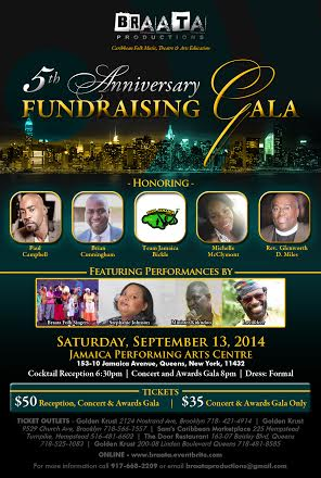 Braata Fundraiser Flyer Back