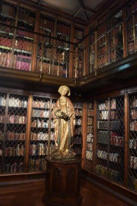 Mr. Morgan's Library. The Morgan Library & Museum. Photo by Erin K. Hylton 2016.