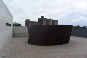 It is named for the late Joseph Pulitzer, Jr. (1913-1993), one of the earliest supporters of Serra's work.