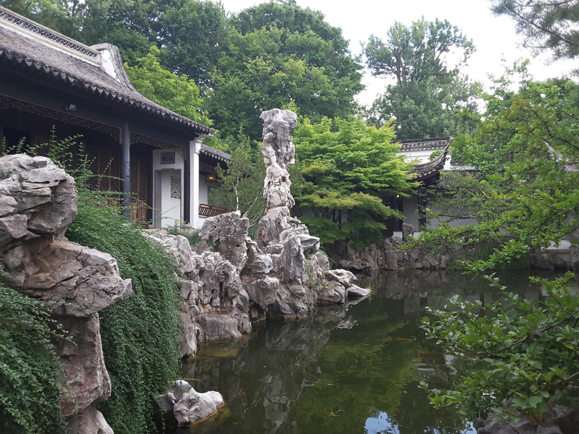New york chinese scholar s garden garden ftempo for New york chinese scholar s garden