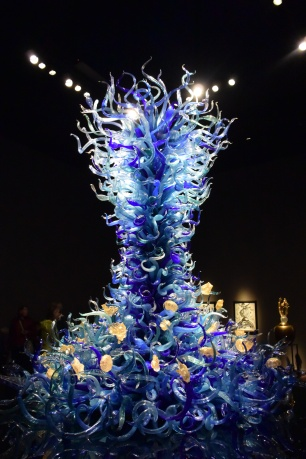 "Dan Chihuly ""Sealife Room"" Photo by Erin K. Hylton 2016"