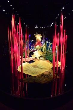 "Dan Chihuly ""Mille Fiori"" Photo by Erin K. Hylton 2016"