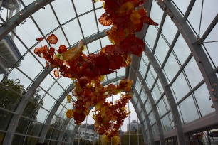 "Dan Chihuly ""Glasshouse"" Photo by Erin K. Hylton 2016"
