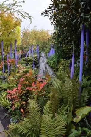 "Dan Chihuly ""Garden (detail)"" Photo by Erin K. Hylton 2016"