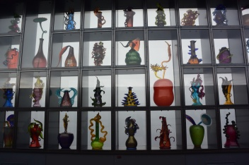 Venetian Wall. Chihuly Bridge of Glass. Photo by Erin K. Hylton 2016.