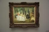 """Édouard Manet """"Enfants Aux Tuileries"""" 1861-1862"""