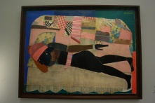 "Romare Bearden ""Patchwork Quilt"" 1970"